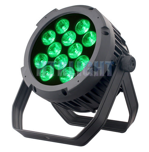 4in1 RGB LED Stage Par Lights 12x10w Stage Lighting Equipment For Dj Clubs