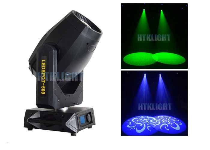 AC 100V Martin LED Wash Moving Head With Flame - Retardant ABS Plastic Housing